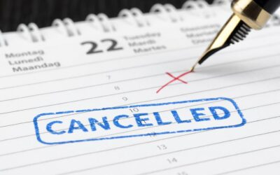 Canceled Meeting