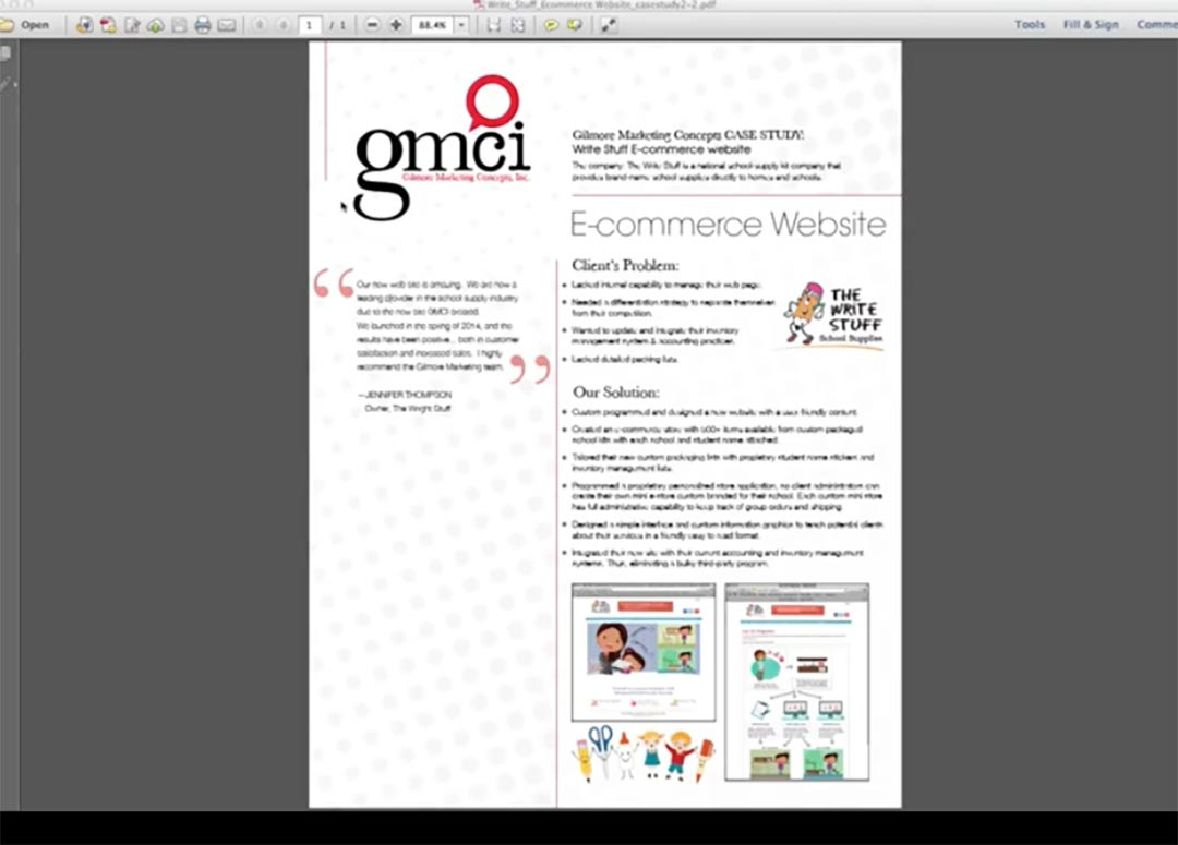 GMCI prints